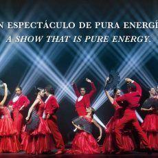Carmen Mota Show in Arona Pyramid auditorium. The best offer in Tenerife