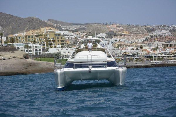 Paseo en catamaran tenerife la oferta barata ba o privado delfines y ballenas - Bano barato tenerife ...