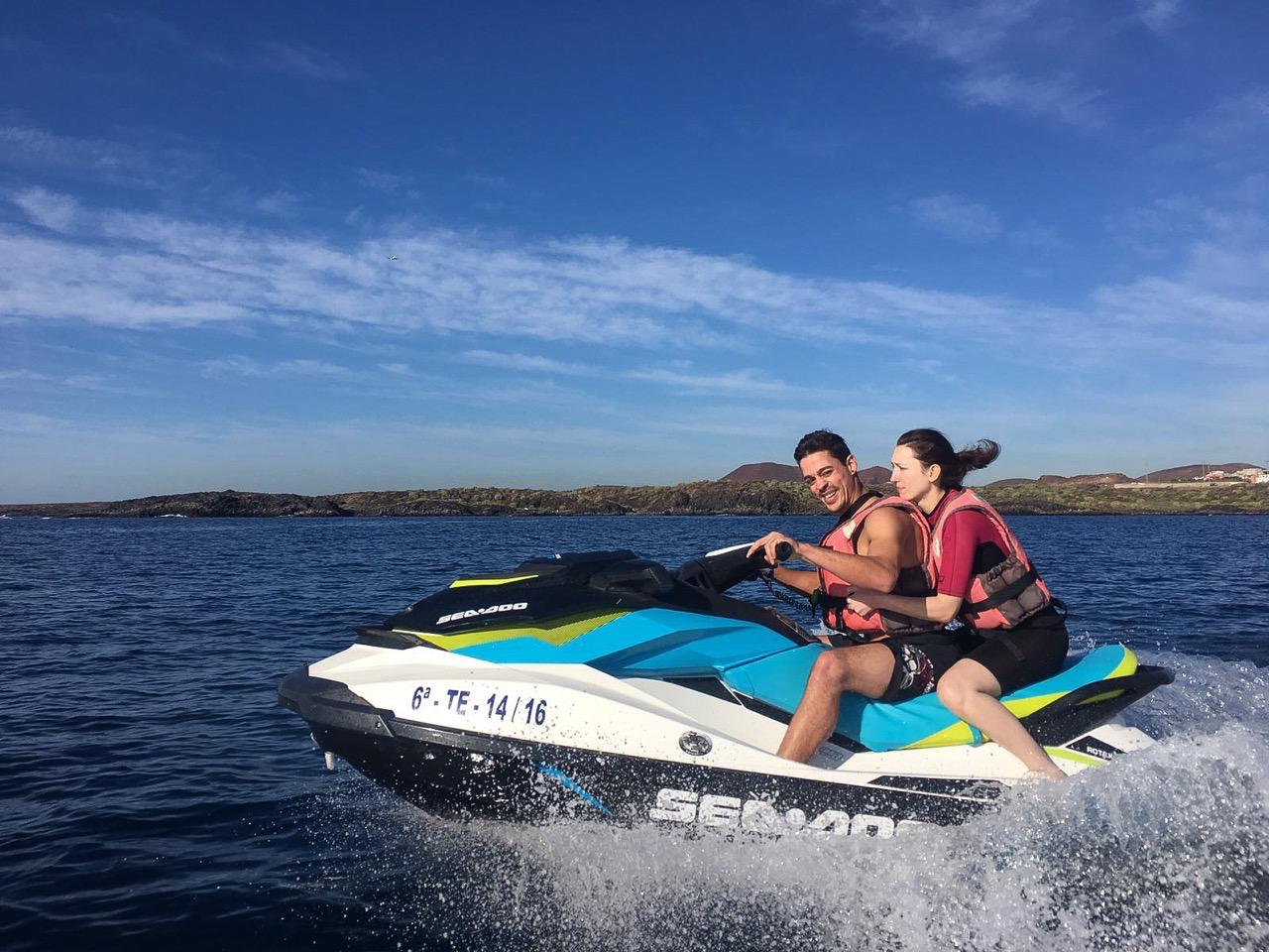 Cheap jet skis - Irish restaurant miami