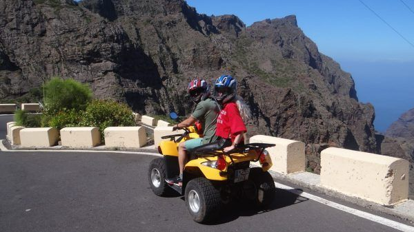 Quad Experience Land Sport Tenerife. Cheap Excursions. Speed & fun