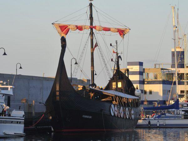 Ragnarok Boat Trip Tenerife. Cheap Excursions. Vikings, Dolphins, whales