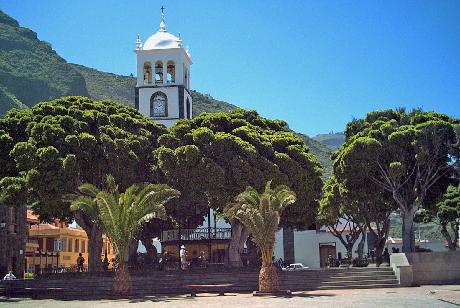 Bus Excursion To Teide Icod Garachico Masca Tenerife